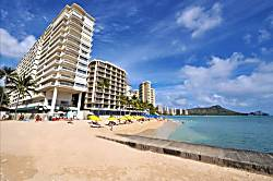 BEACHFRONT WAIKIKI SHORE