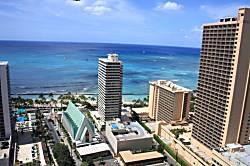 Waikiki Banyan Unit