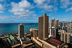 Waikiki Banyan Tower 1 Suite 3214