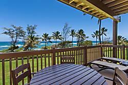 Kaha Lani Resort #224, 2BR Ocean Front 2nd Floor E