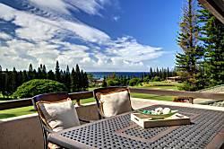 Kapalua Golf Villa 11T4 Ocean View