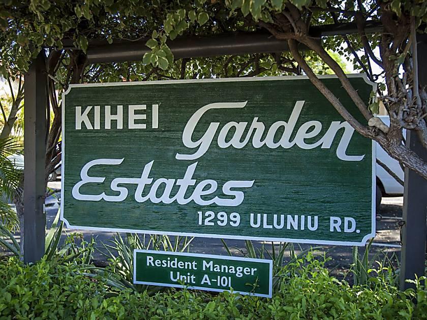 Kihei Garden Estates A-102