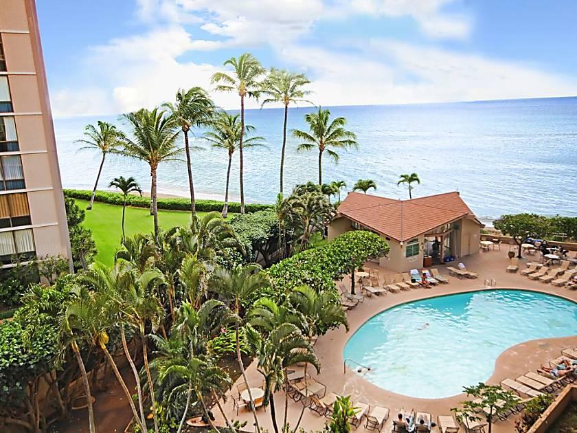 Royal Kahana Resort Studio 902