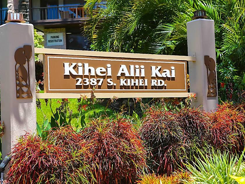 Kihei Alii Kai - A105