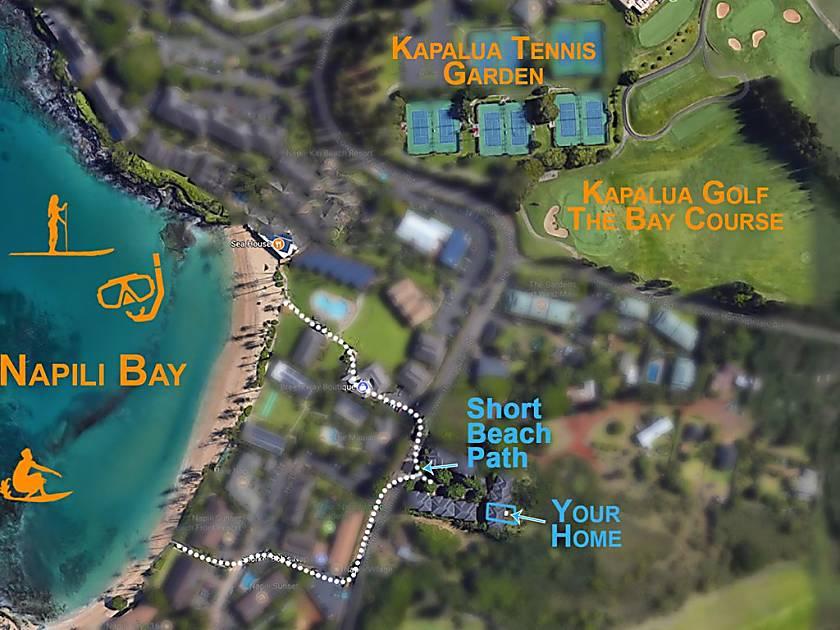 Aloha Napili Townhouse