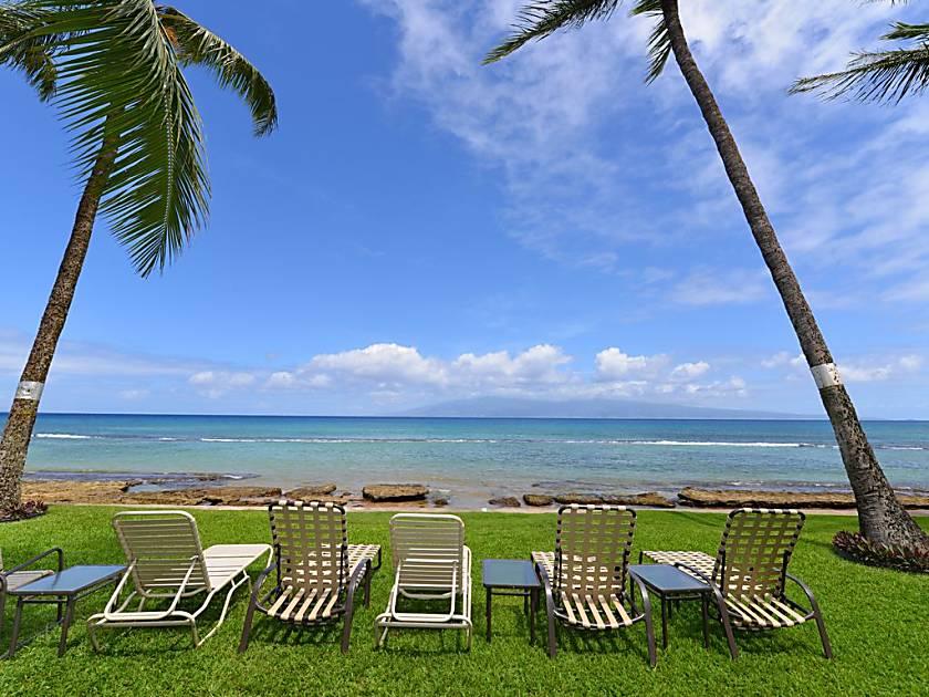 Paki Maui Oceanfront