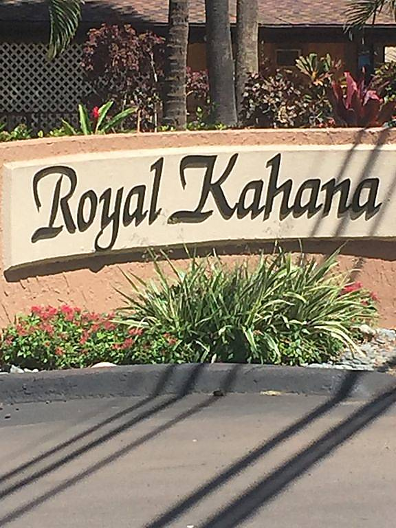 Royal Kahana #311 Ocean-front