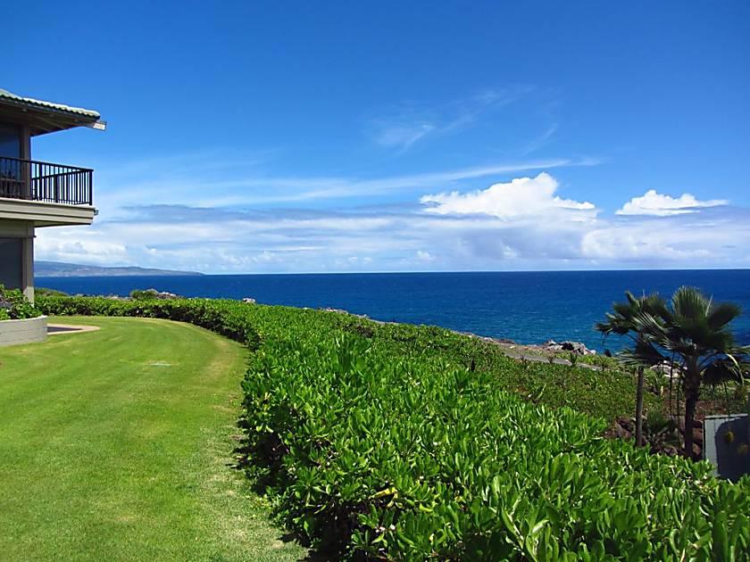 Kapalua Bay Villa 34G5 Partial Ocean Front