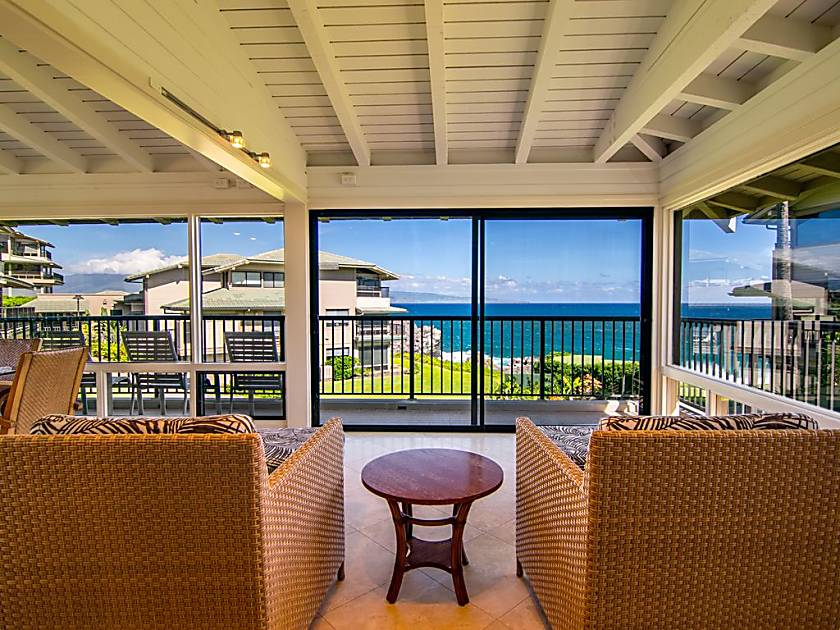 Kapalua Bay Villa 28B2 Gold Ocean Front