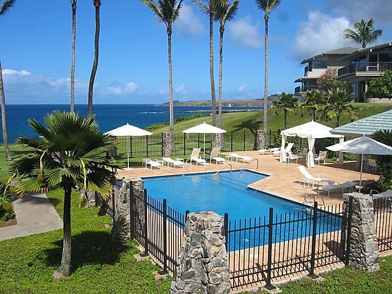 Kapalua Bay Villa 11B3-4 Gold Ocean View