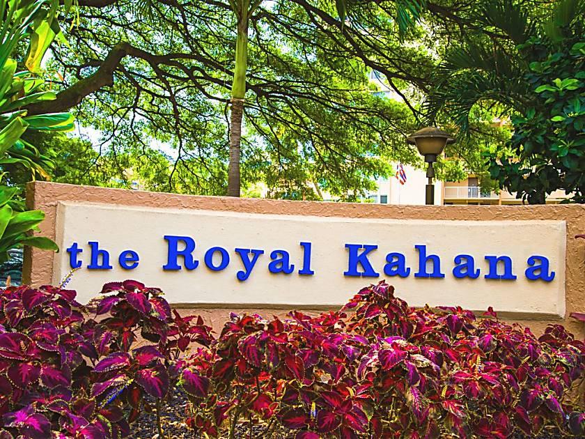Royal Kahana 220 (2bd / 2ba)