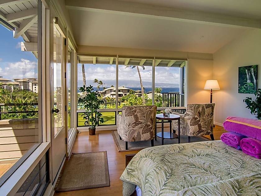 Kapalua Bay Villa 11G1 Gold Ocean View