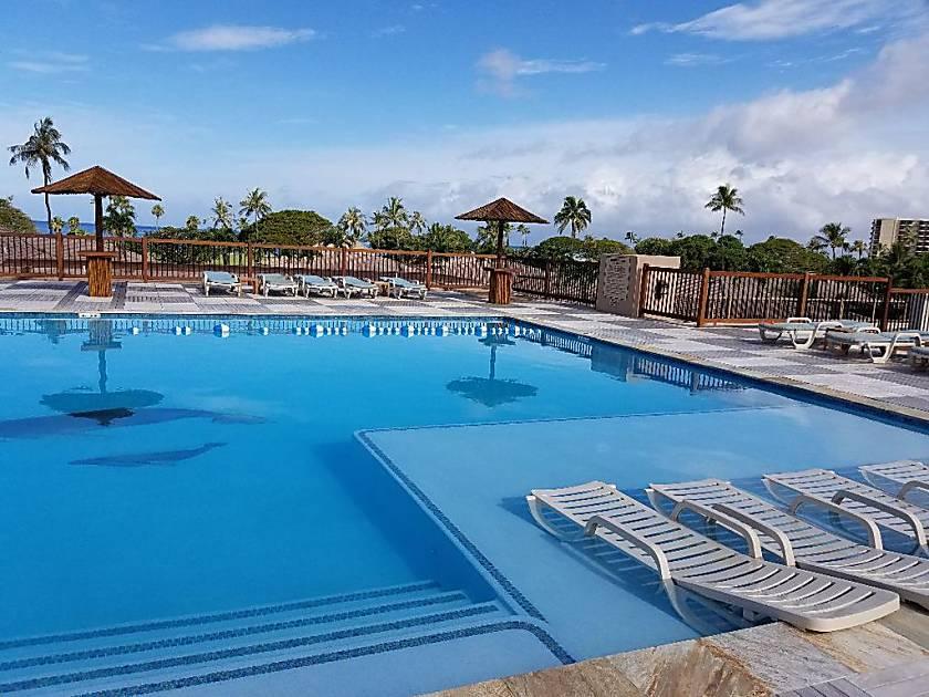 Maui Eldorado 1 Bdrm, 2 Baths