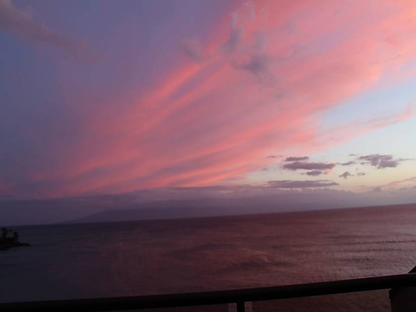 Sunsets in Maui