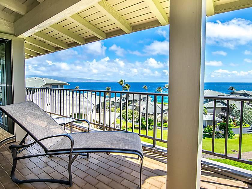Kapalua Bay Villa 12B2 Ocean View