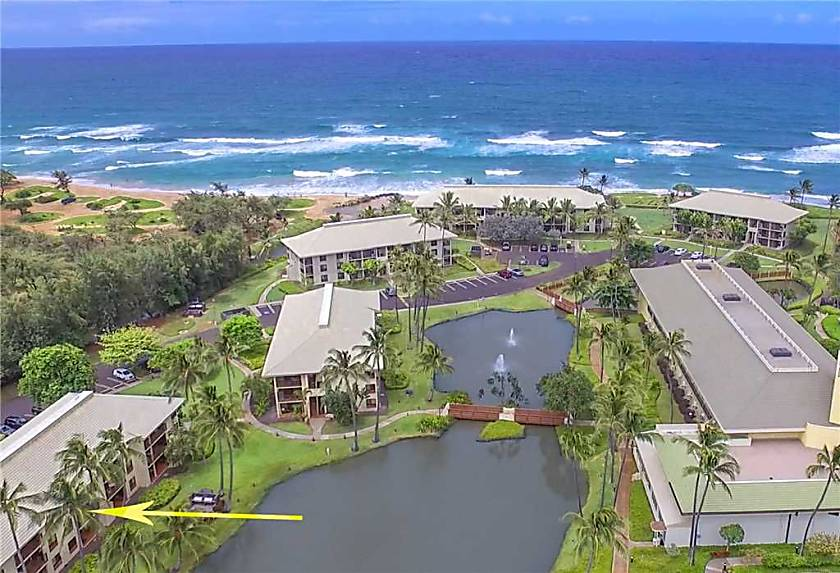 Kauai Beach Villas D-10