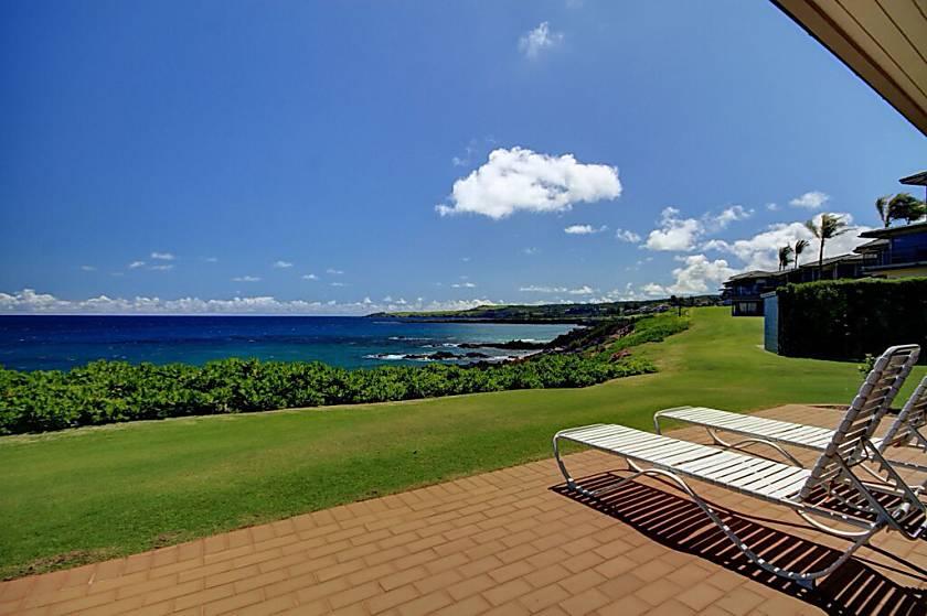 Kapalua Bay Villa 30G4 Ocean Front