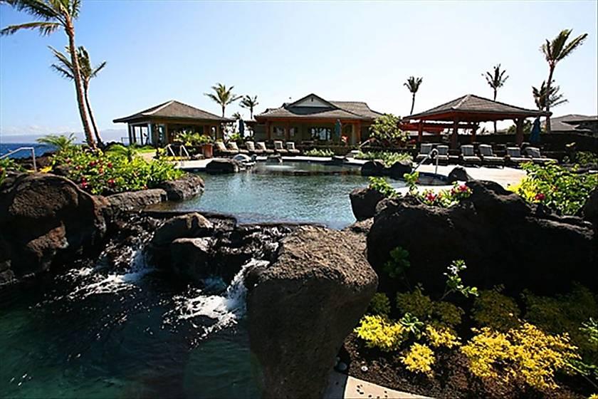 Halii Kai 12D Oceanfront Villa