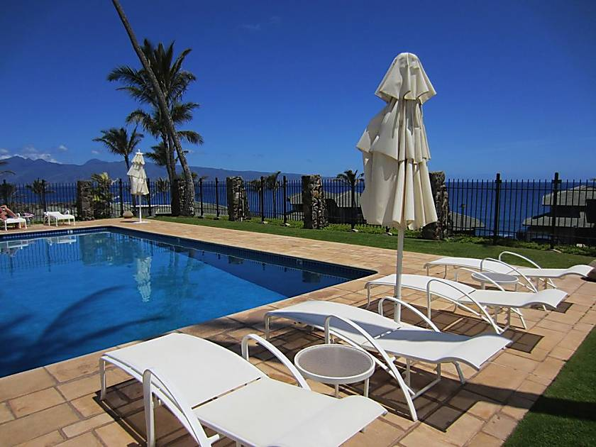 Kapalua Bay Villa 32B3 Gold Ocean View