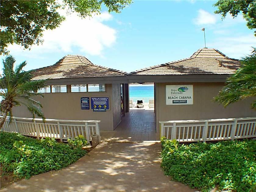 Maui Eldorado: Maui Condo B102