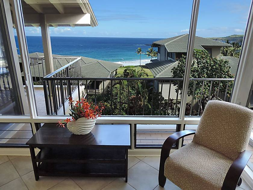 Kapalua Bay Villa 17B4 Gold Ocean View