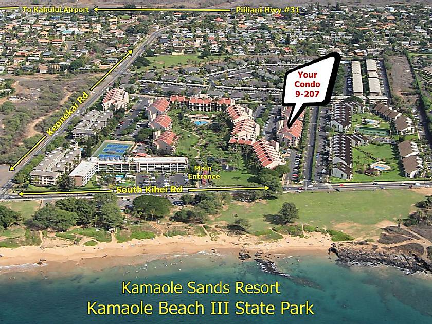 Kamaole Sands #9-207