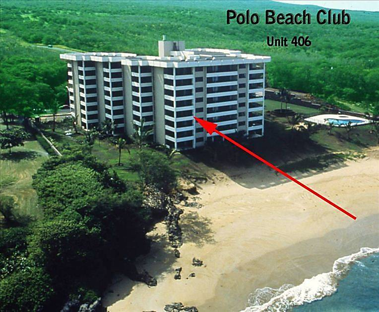 Polo Beach Club 406