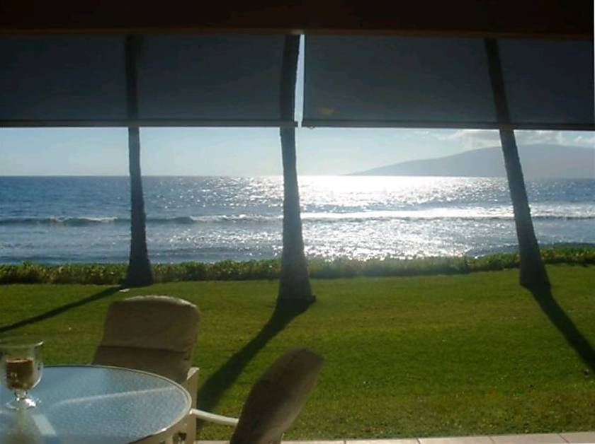 Lovely Oceanfront at Puamana