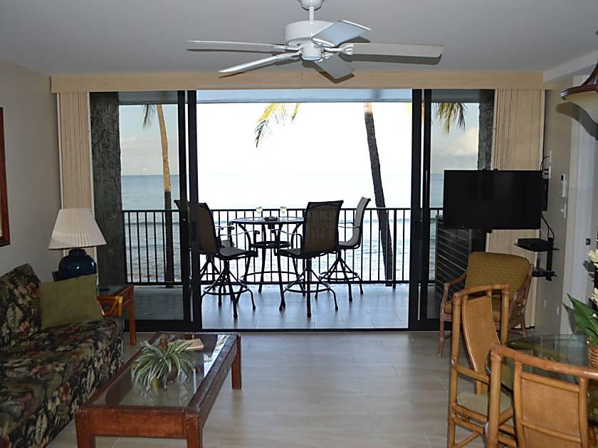 Papakea Oceanfront Resort.