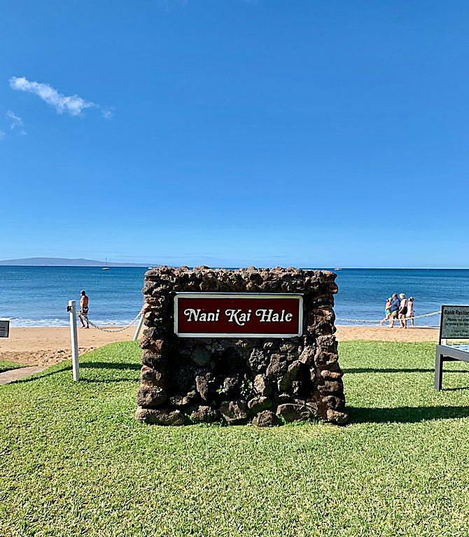 Nani Kai Hale - Oceanfront 309