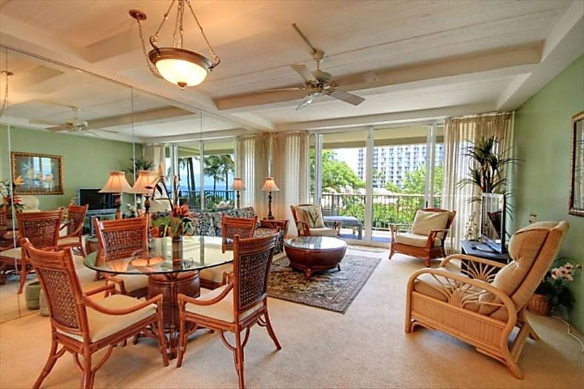 Whaler Resort, Kaanapali Beach