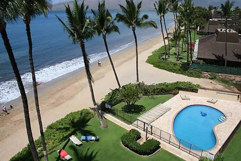 Kihei Beach Condo 309
