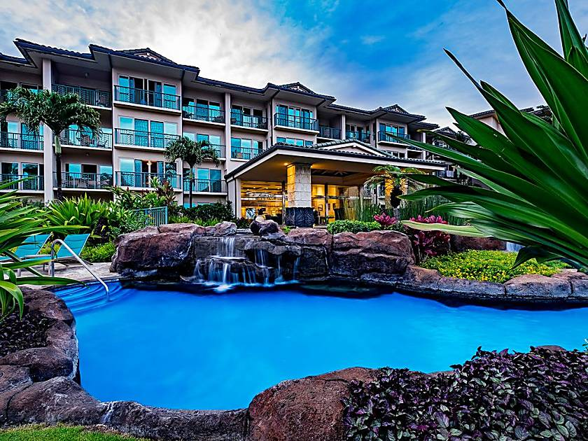 Waipouli Beach Resort E-406