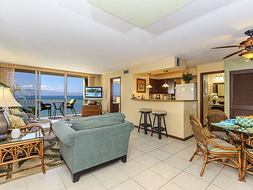 Royal Kahana 812 1 Bdrm