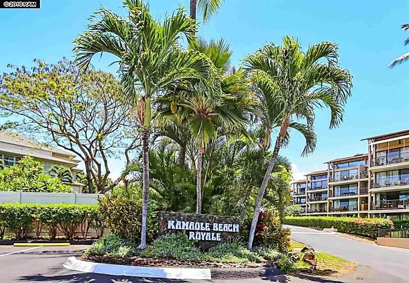 Kamaole Beach Royale #612