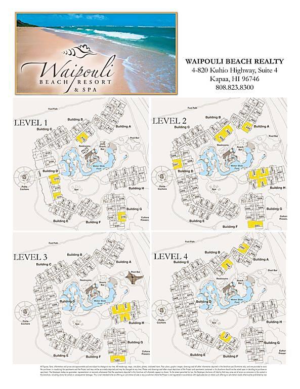 Waipouli Luxury Condo A-404