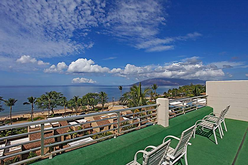 Ocean View South Maui 2bd 2bth