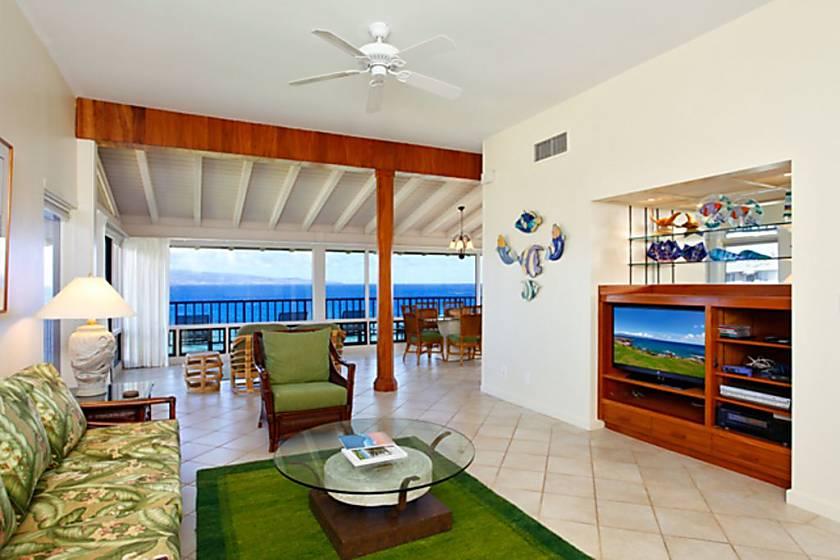 Kapalua Bay Villa 23B3 Ocean Front
