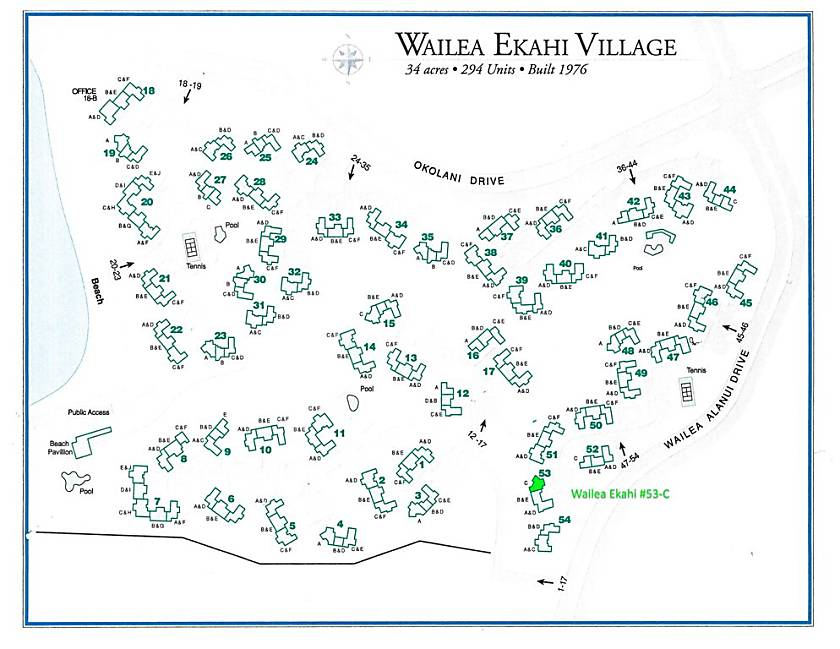 Wailea Ekahi #53-C