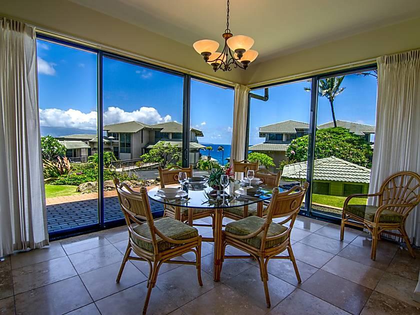 Kapalua Bay Villa 11g4 Gold Ocean View
