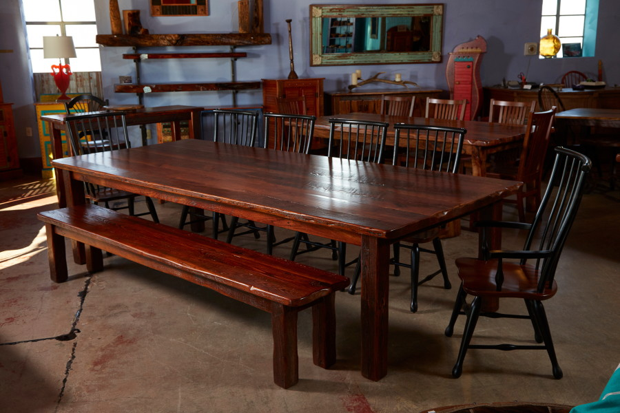 Photos Hawkins Furniture - Dining table for ten