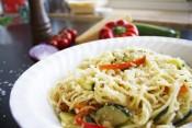 Pasta Parmesania