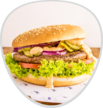 Giant Burger XXL