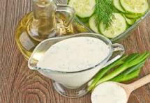 Bayerisches Joghurt-Dressing