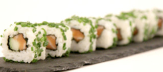 Ura-Maki Sake Avocado