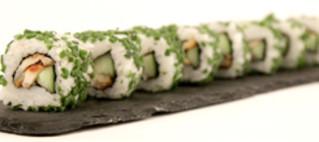 Ura-Maki Unagi Avocado