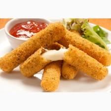 5 Stück Mozzarellasticks