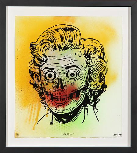 Zombie Marilyn