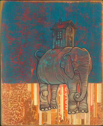 Elephant And House