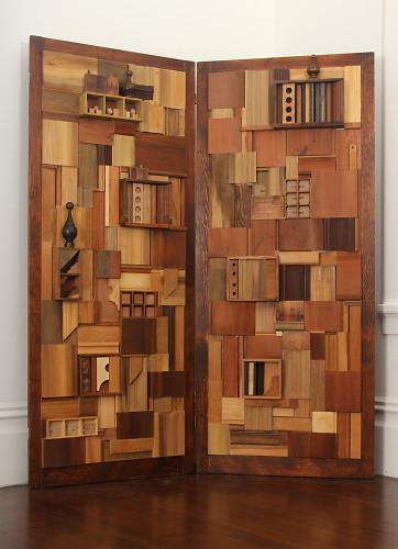 Wood Partition